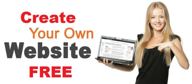 Create your own free website