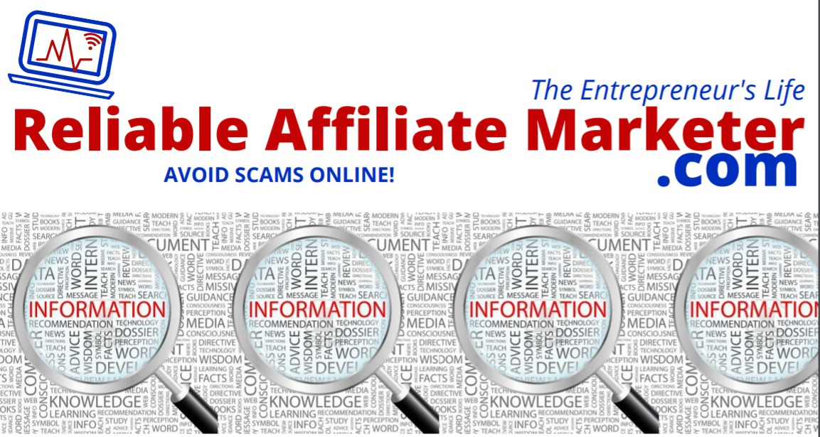 Reliable Affiliate Marketer